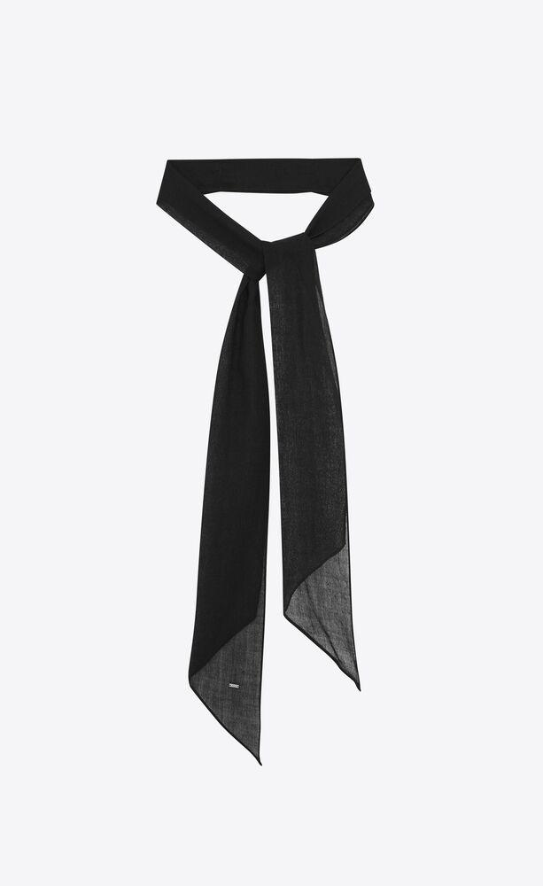 羊毛轻软织物领结