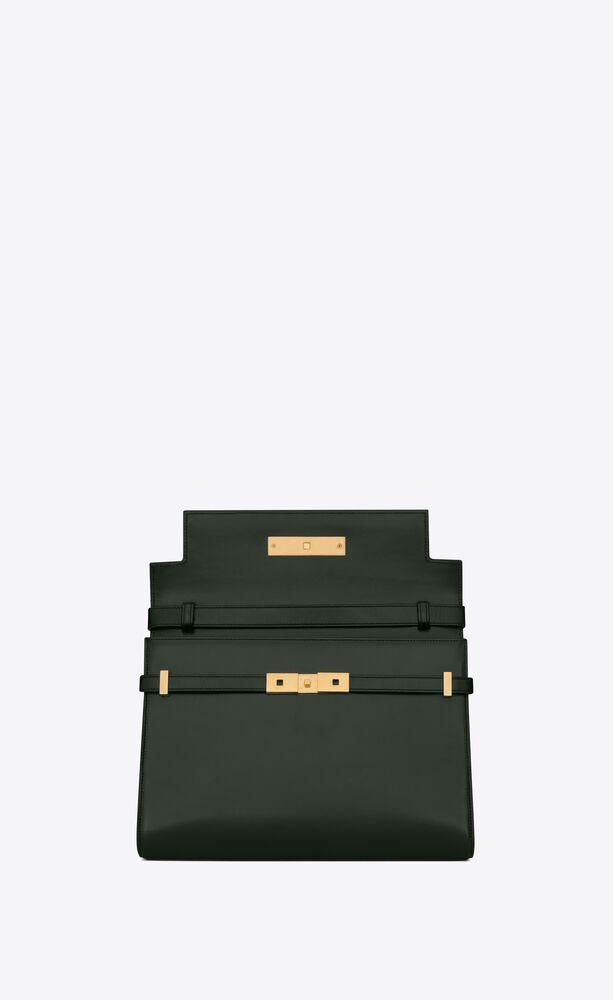 MANHATTAN BOX皮革肩背包