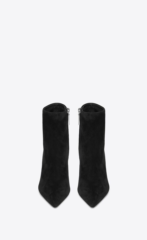 KATE绒面材质靴子