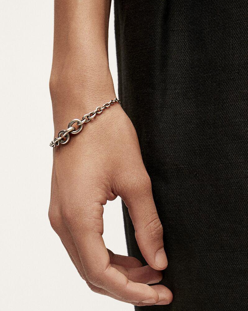 迷你塔层链条手链