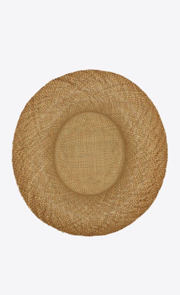 檀香山草帽