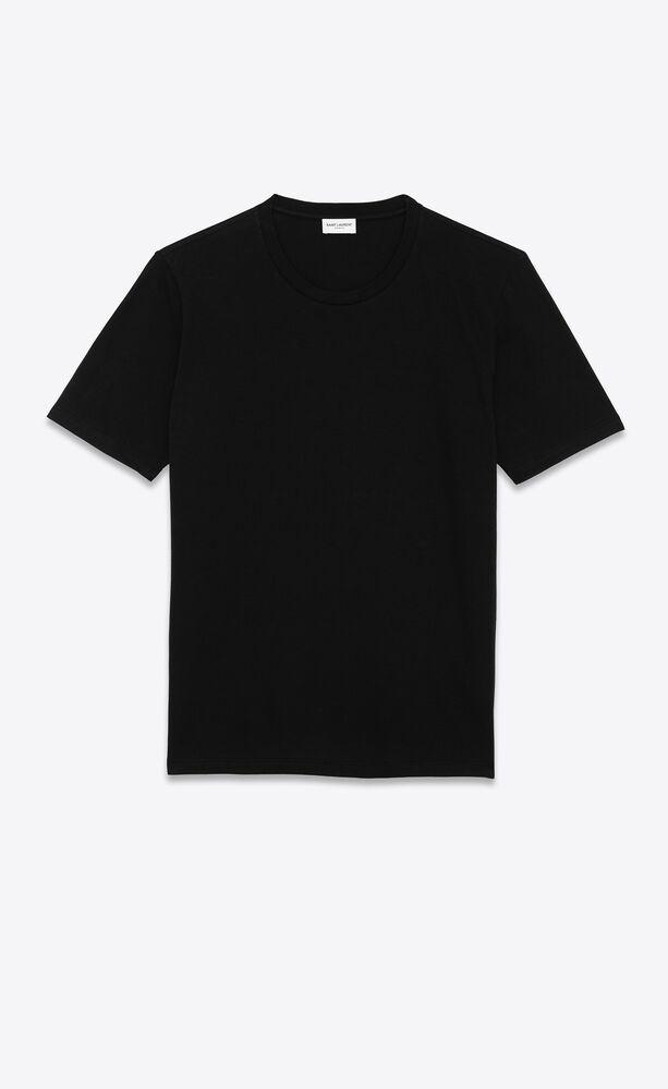 圣罗兰棉质T恤