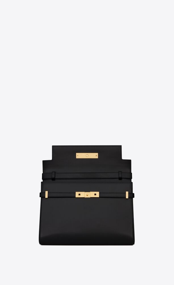 MANHATTAN BOX 圣罗兰皮革肩背包
